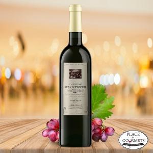 Château Grand Tertre vin rouge Castillon Côtes de Bordeaux 2014