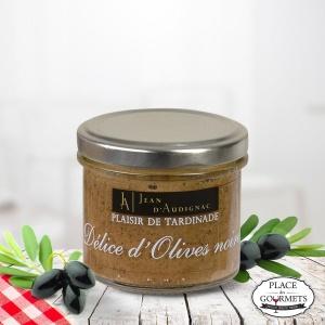 Délice d'olives noires