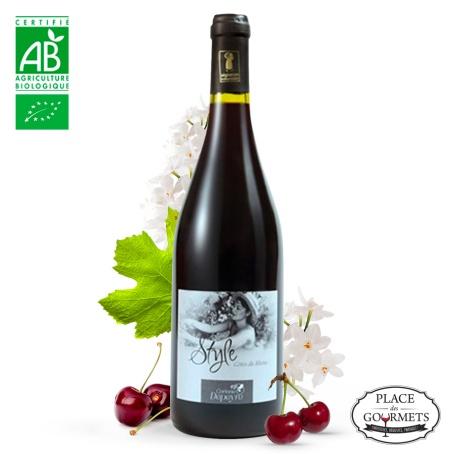 Domaine Corinne Depeyre cuvée Style vin bio