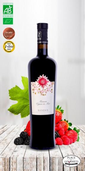 Maison vignes & mer vin vin rouge 2014 Bandol bio