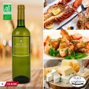 Mauro Guicheney vin blanc bio 2012