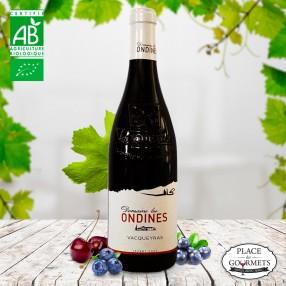 Domaine les Ondines vin bio