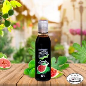 Crème de vinaigre balsamique IGP Modène aromatisée à la figue