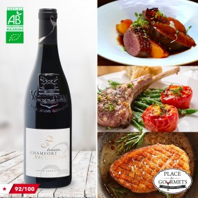 Cascavel Sables & Argiles Rouges vin bio