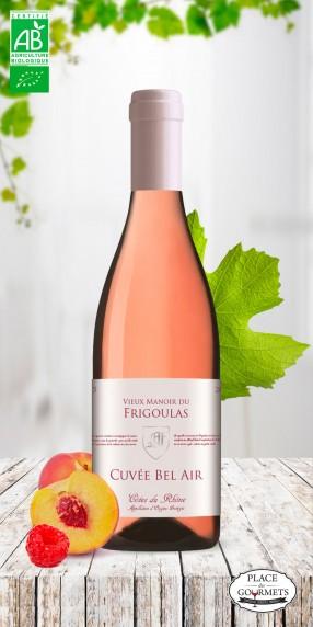 Vieux manoir du Frigoulas cuvée Bel Air rosé