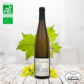 Bechtold Engelberg vin bio