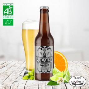Biere Blanche bio Sulauze