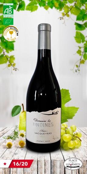 Domaine les Ondines cuvée Passion vin bio